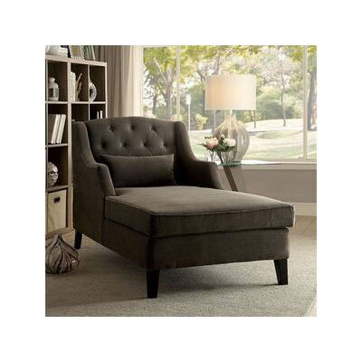 Canora Grey Safford Chaise Lounge Wayfair
