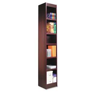 Narrow Profile Standard Bookcase by Alera®