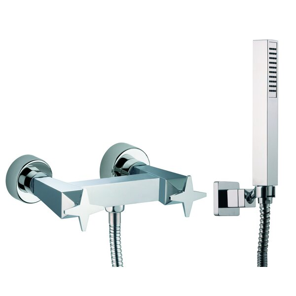 Mp1 Wall Mount Thermostatic Hand Shower and Valve by Fima by Nameeks