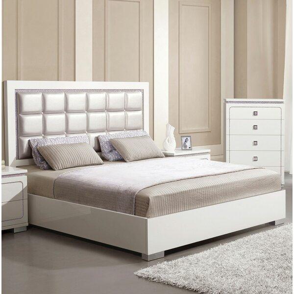 Kruse Upholstered Standard Bed by Orren Ellis