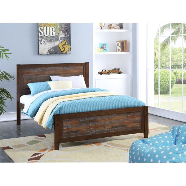 Artesian Platform Bed by Donco Kids