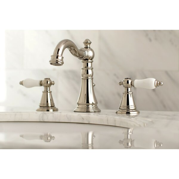English Classic Fauceture Widespread Bathroom Faucet