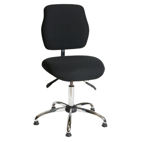 ESD Desk Ergonomic Drafting Chair by Symple Stuff
