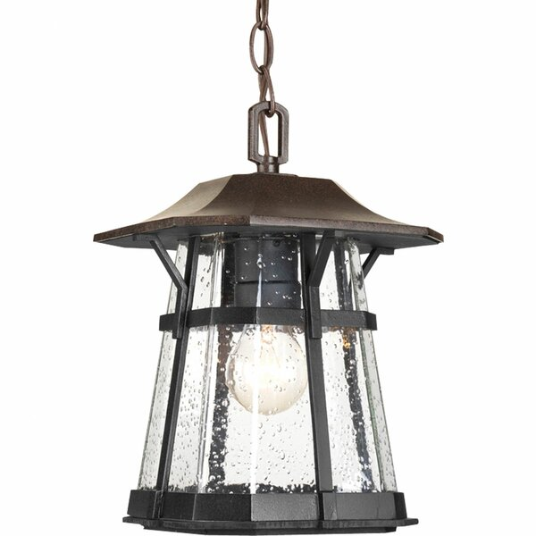 Triplehorn 1-Light Casual  Hanging Lantern by Alcott Hill