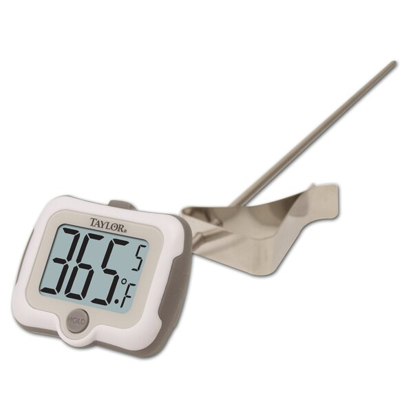 Classic Digital Candy/Deep Fry Thermometer (Set of 6) by Taylor
