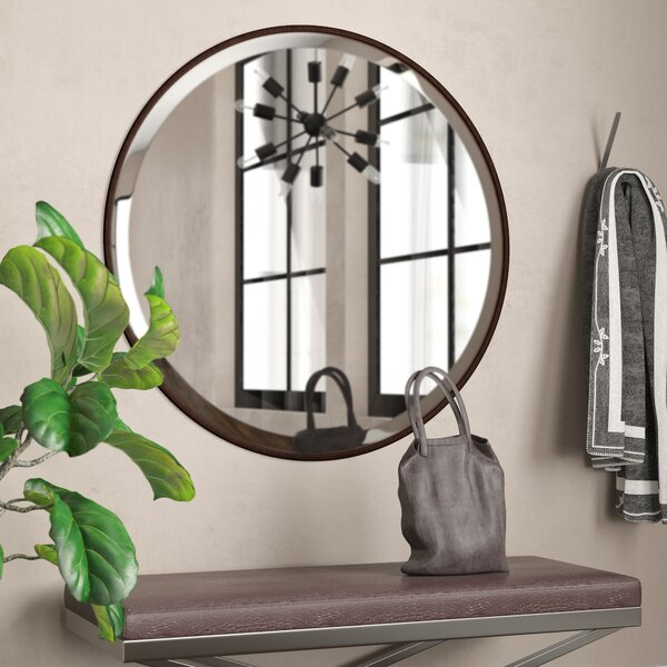 Delilah Wall Accent Mirror by Corrigan Studio