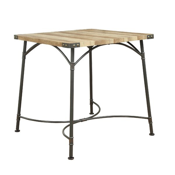 Christofor Counter Height Dining Table by 17 Stories