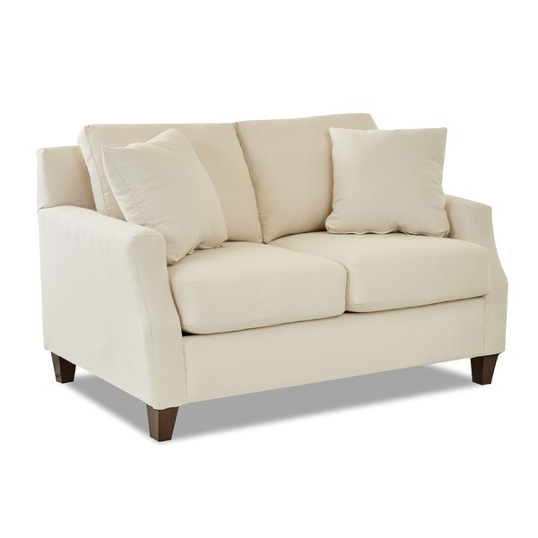 Brandi Loveseat by Wayfair Custom Upholstery™
