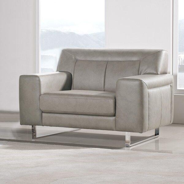 Vera Chair and a Half by Diamond Sofa