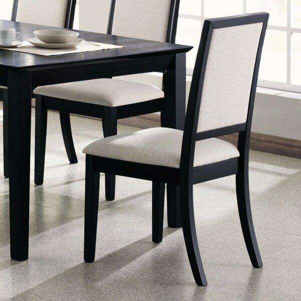 Kraatz Upholstered Side Chair In Cream (Set Of 2) By Alcott Hill