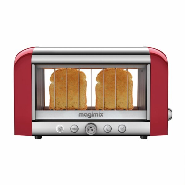Vision 2 Slice Toaster by Magimix by Robot-Coupe