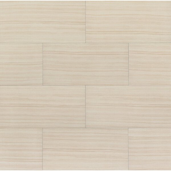 Refine 12 x 24 Porcelain Field Tile in Natural by Grayson Martin