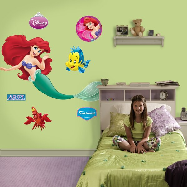 Disney Ariel Wall Decal by Fathead