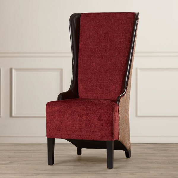 Brisa Wingback Chair by World Menagerie