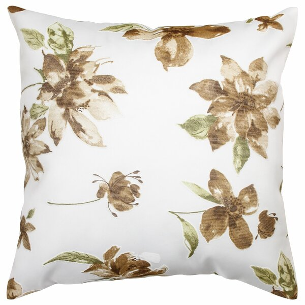 Meadow Decorative Sheer Pillow Cover by Charlton Home