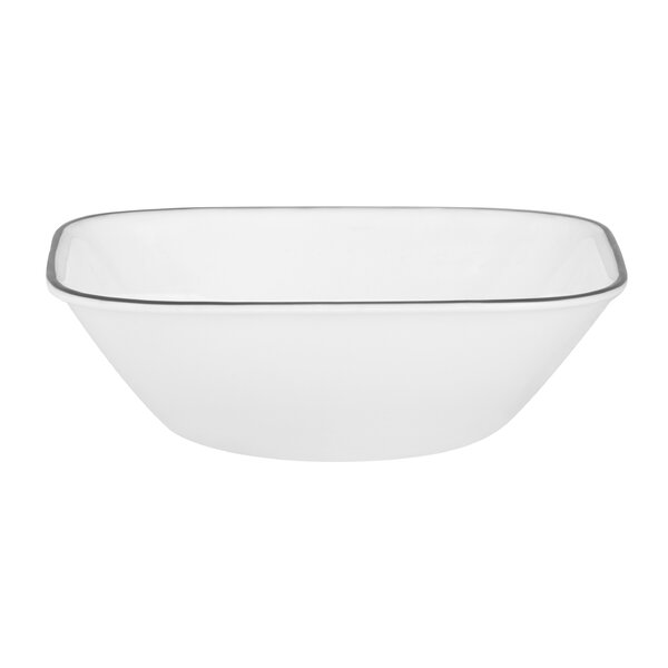 Simple Sketch 22 oz. Soup / Cereal Bowl (Set of 6) by Corelle