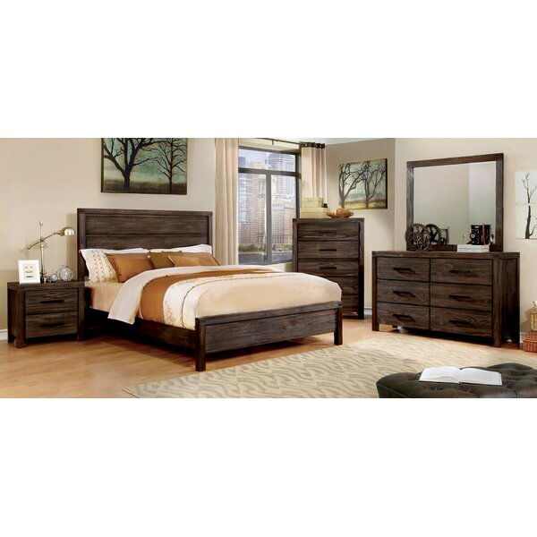 Blackburn Panel Configurable Bedroom Set by Loon Peak