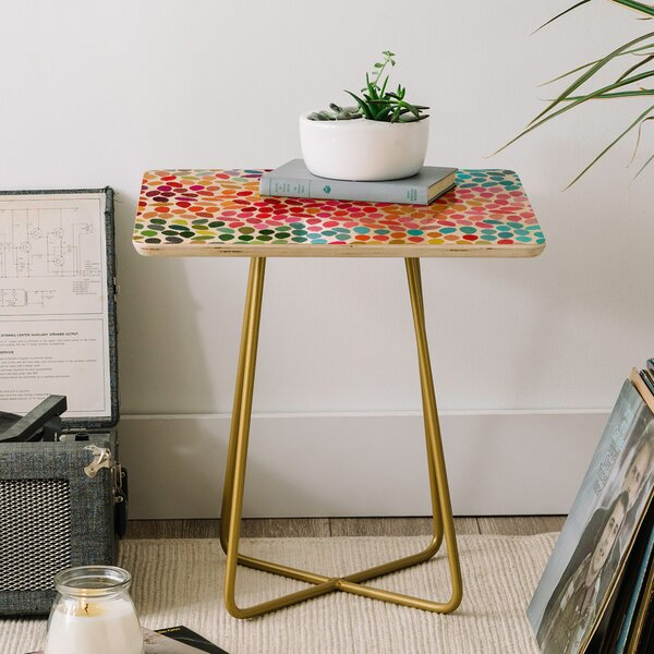 End Table by East Urban Home