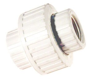 PVC Schedule 80 Threaded Union by B&K Industries