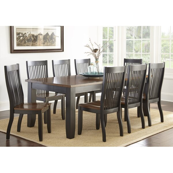 Chokio 9 Piece Extendable Dining Set by Darby Home Co