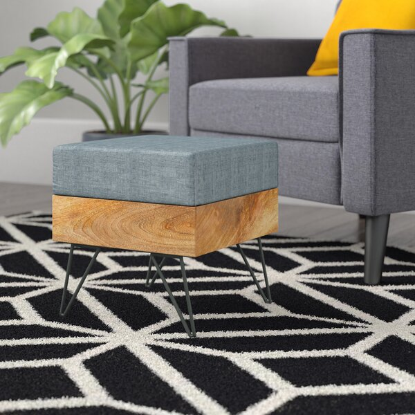 Alexis Ottoman by Modern Rustic Interiors
