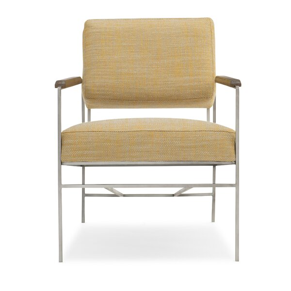 Box Seat Armchair By Caracole Classic