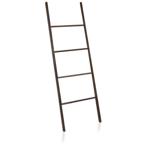 Acacia Ladder Free Standing Towel Stand by AGM Home Store