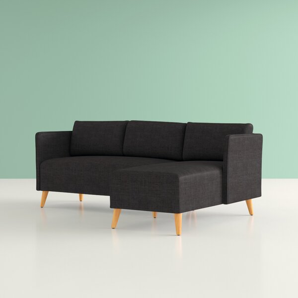 Baringer Right Hand Facing Sectional by Hashtag Home