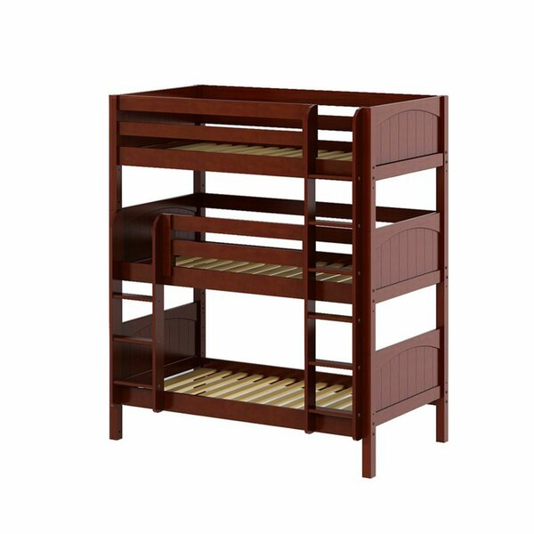 Spina Twin over Twin Bed by Harriet Bee