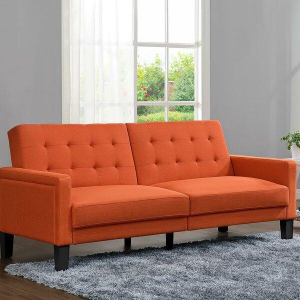 Glenda Convertible Sofa By Alcott Hill