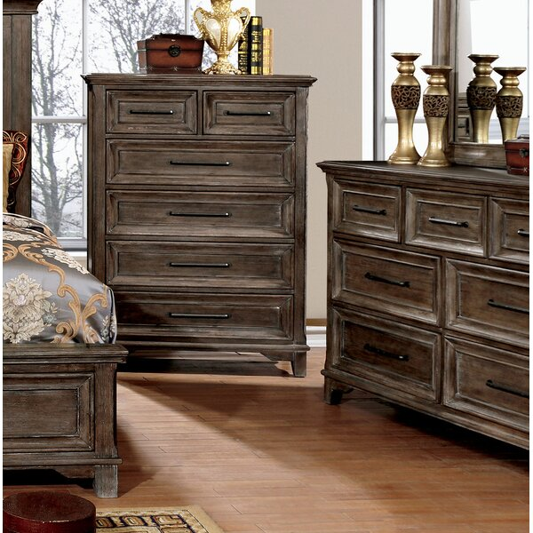 Mcmillin 6 Drawer Chest by Gracie Oaks