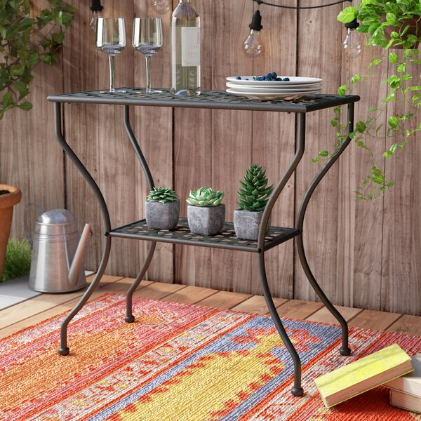 Rosana Metal Buffet & Console Table by Mistana
