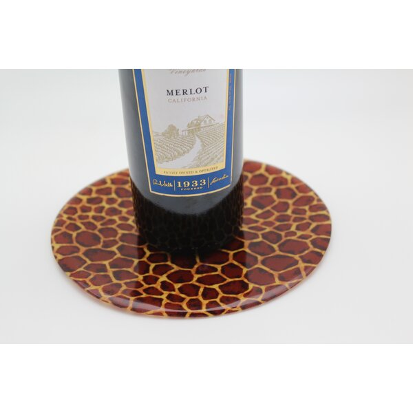Giraffe Trivet by Andreas Silicone Trivets