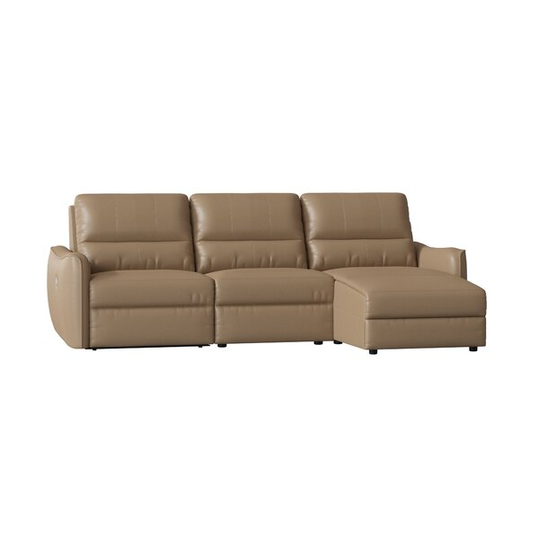 Lina Reclining Sectional By Palliser Furniture