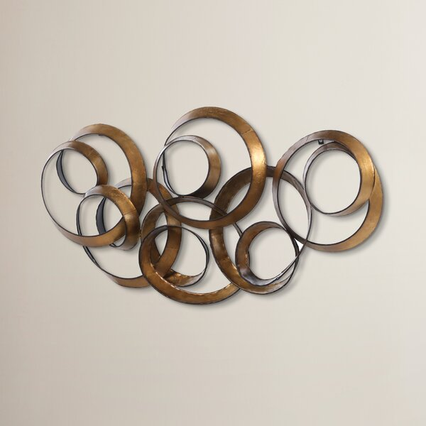 Swirls Wall Décor by Wade Logan
