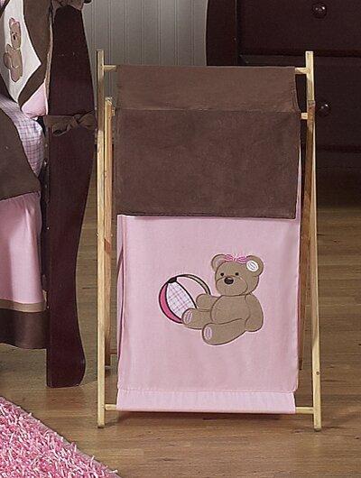 Teddy Bear Laundry Hamper by Sweet Jojo Designs