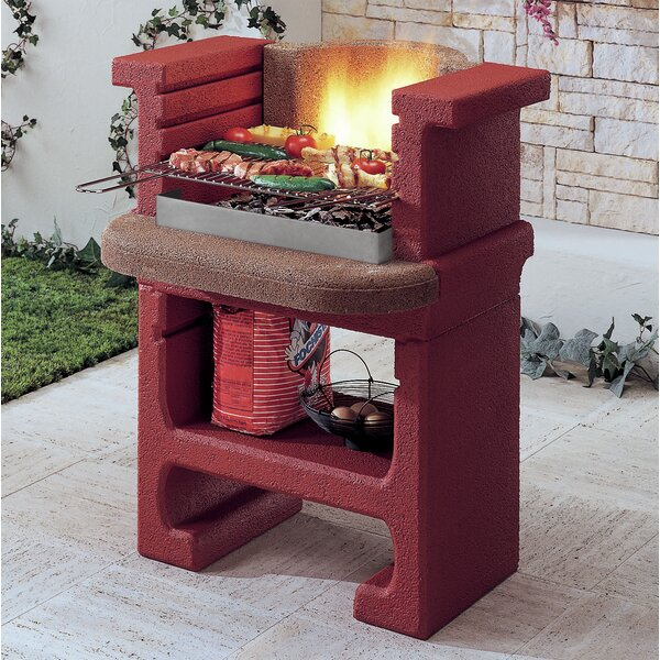 30 Bajkal BBQ Charcoal Grill by LaToscana