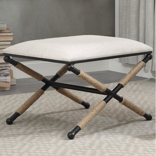 Benjamin Accent Stool by Breakwater Bay