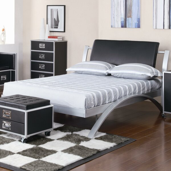 Shaddix Upholstered Platform Bed by Orren Ellis