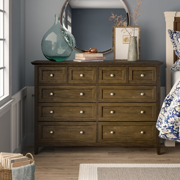 Callington 8 Drawer Double Dresser by Birch Lane™ Heritage