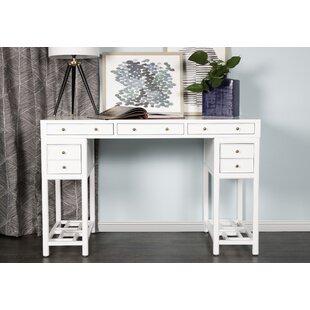 Gaskins Solid Wood Desk
