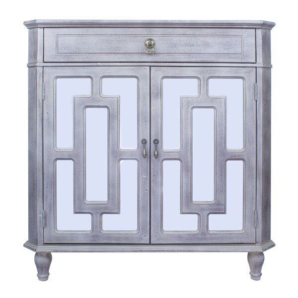 Swart 2 Door Accent Cabinet by House of Hampton House of Hampton