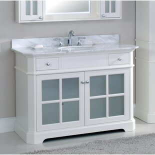 Comparison Conner 48 Single Vanity Set ByRosecliff Heights