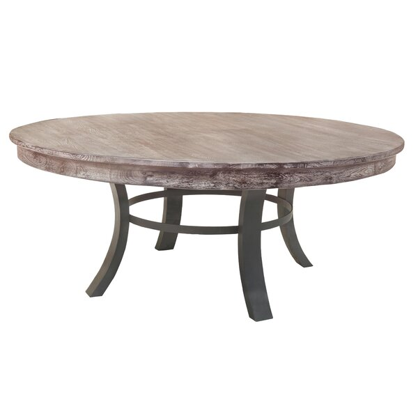 Karley Solid Wood Dining Table by Bloomsbury Market Bloomsbury Market