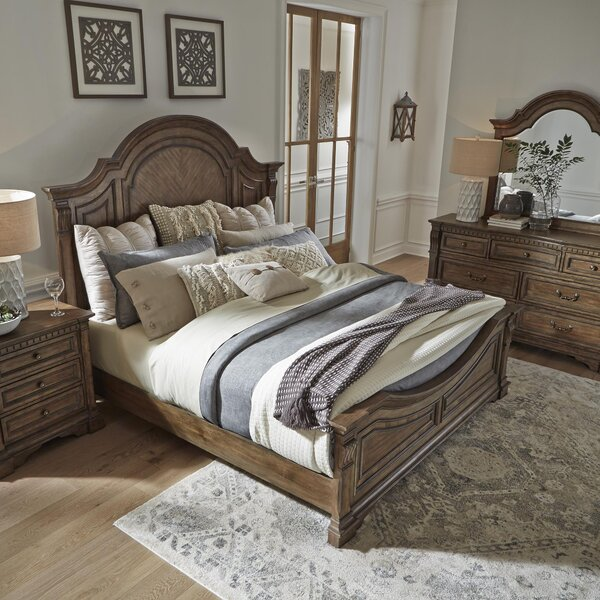 Meriam Queen Standard Configurable Bedroom Set by Canora Grey