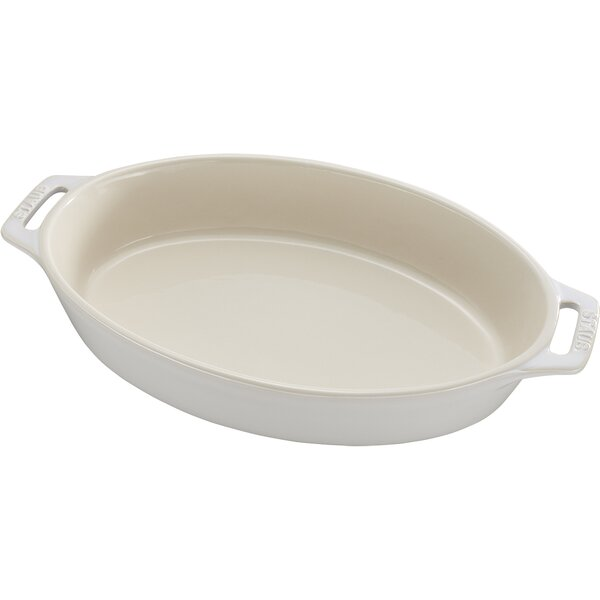Oval Baking Dish by Staub
