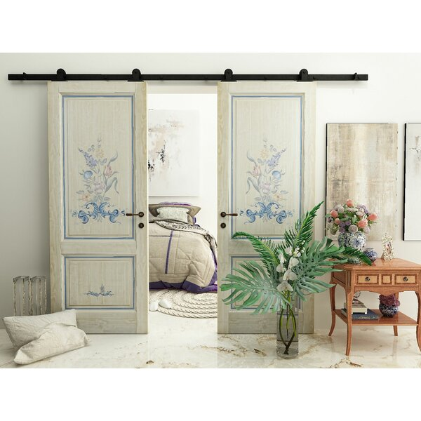 T-Shape Barn Door Hardware by Homacer
