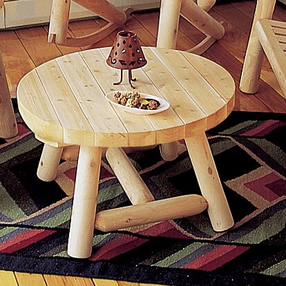 Coffee Table by Rustic Natural Cedar Furniture