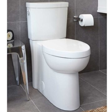 Studio 1.28 GPF Round Two-Piece Toilet by American Standard