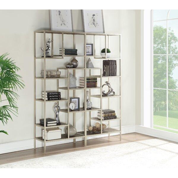 Lyndon Etagere Bookcase by Mercer41